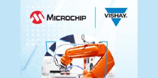 Microchip vishay current sense
