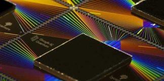 Quantum computing chip