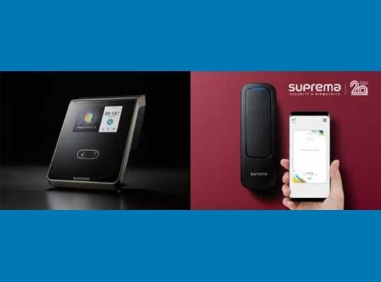Suprema Intelligent Access Control