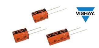 Vishay ENYCAP Energy Storage Capacitors