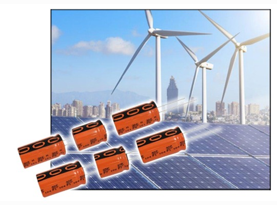 Vishay Energy Storage Capacitors