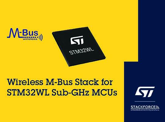 stm32wl stacks