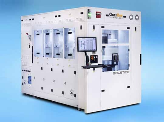ClassOne Solstice S8 electroplating system
