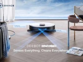 DEEBOT OZMO Floor Cleaning Robots