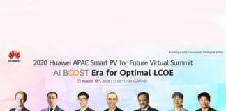 Huawei APAC Smart PV 2020