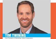 Tim Twining, Indium Corporation