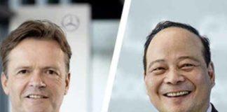 Mercedes-Benz and CATL