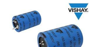 Snap-in Power Aluminum Capacitors