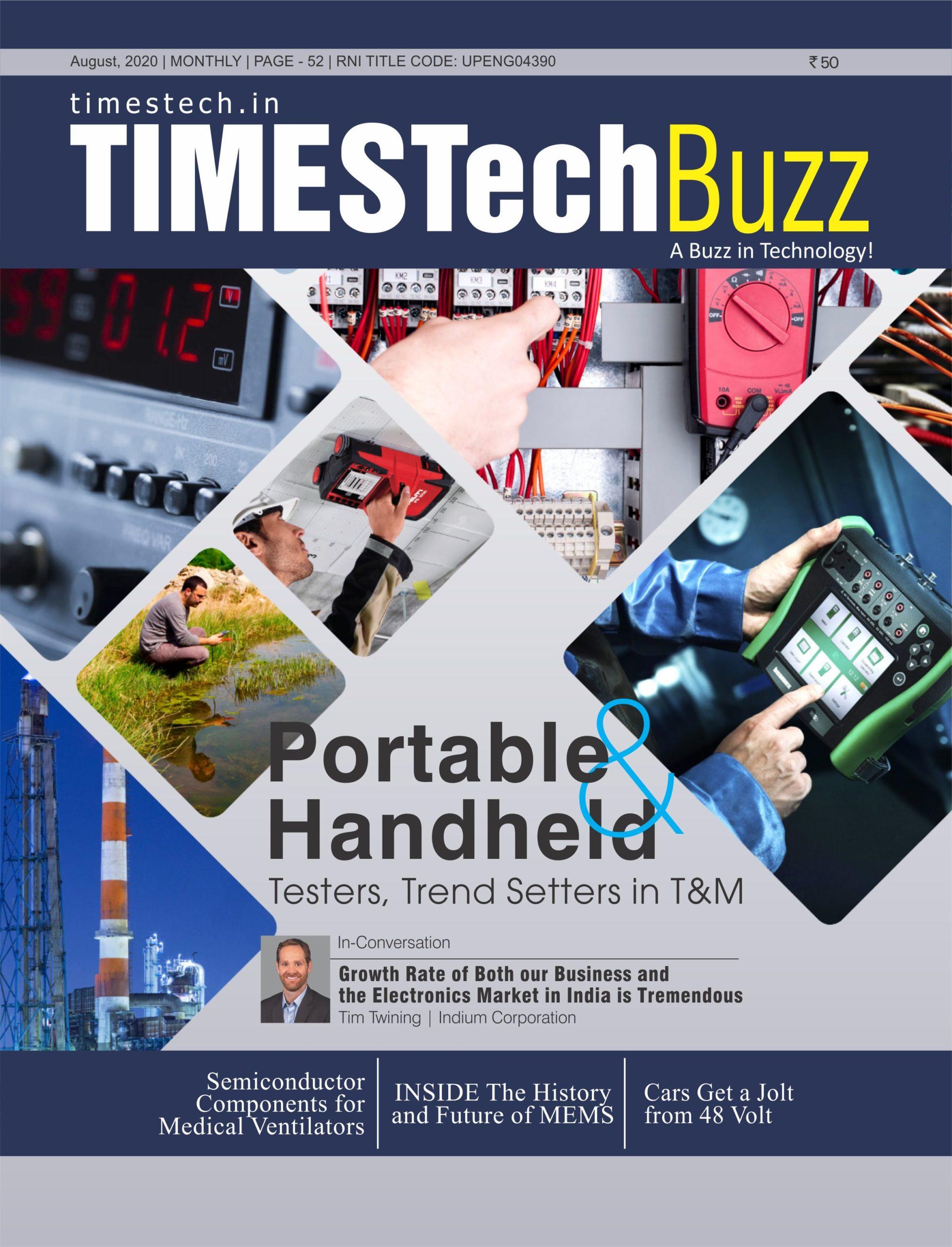 TimesTech Buzz August 2020