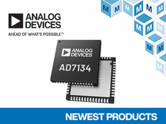 Analog Devices AD7134