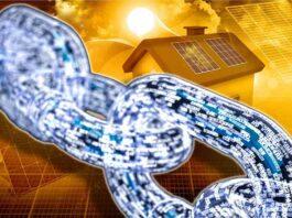 Blockchain on renewable alternative energy