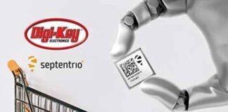 Digi-Key Electronics with Septentrio