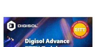 Digisol Advance FTTH Online Training Program