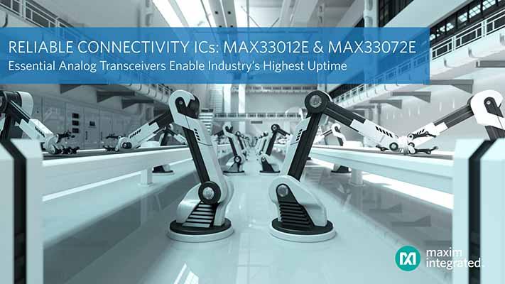 MAX31889 and MAX31825