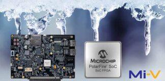 Microchip's PolarFire SoC FPGA Icicle kit