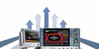 R&S RTO2000 or R&S RTP oscilloscope