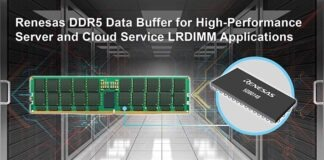 Renesas DDR5 Data Buffer
