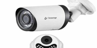 Secureye CCTV Camera