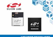 Silicon Labs BGM220P BGM220S Wireless Gecko BLUETOOTH Modules