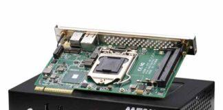 AAeon Smart Display Module