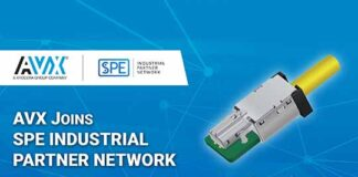 AVX Corporation, SPE Industrial Partner Network, Ethernet technology, Industrial Internet of Things, IIoT,Single-Pair Ethernet, SPE,