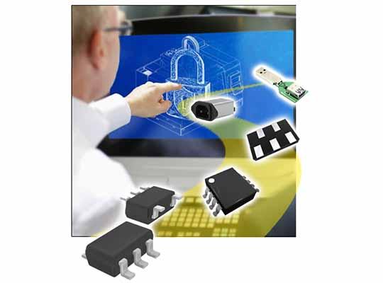 Amazing Microelectronic EMI Switches