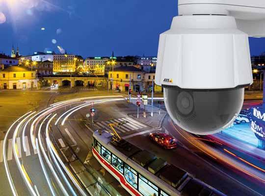 Axis Communication Surveillance