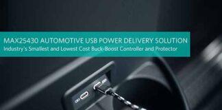 Maxim Automotive USB PD Ports