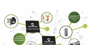 Microchip Motor Control offering