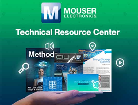 Mouser Technical Resource Center