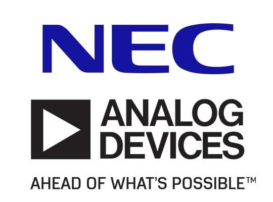 NEC and ANALOG