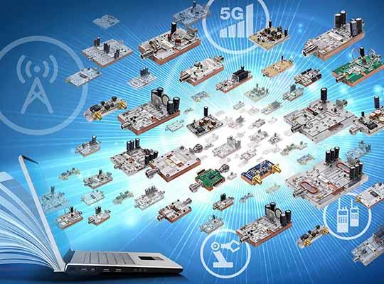 NXP RF Airfast Multi-chip Modules