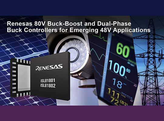 Renesas Buck-Boost