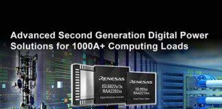 Renesas Digital Multiphase Controllers