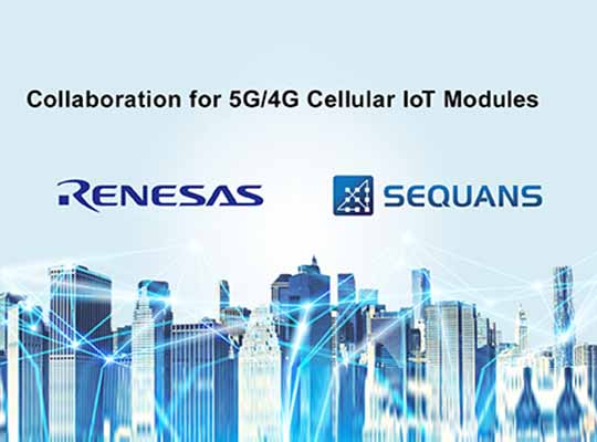 Renesas and Sequans