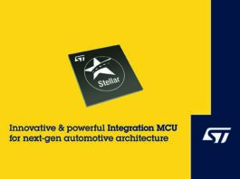 STMicroelectronics Automotive MCUs