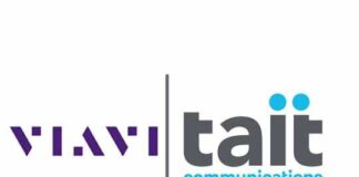 VIAVI Solutions and Tait Communications