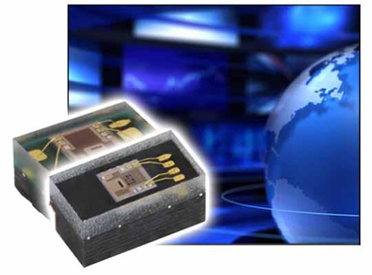 Vishay VEMD RGBCIR Color Sensors