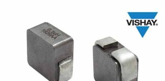 Vishay high current inductor