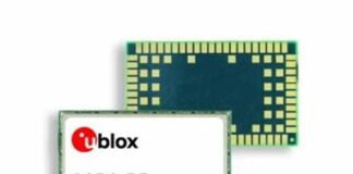 uBlox SARA-R5
