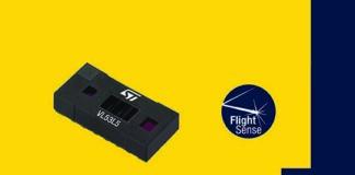 vl53l5 multi zone direct tof sensor