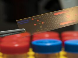 microfluidic processor, lab on chip