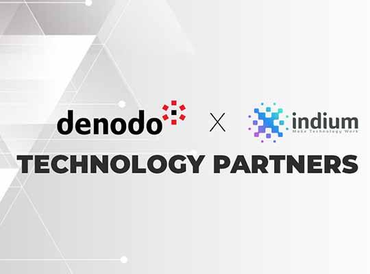 Denodo - Indium Partnership