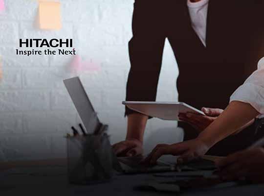 Hitachi Named a Leader in 2020 Gartner Magic Quadrant