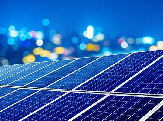 India's Solar Capacity Goes Down