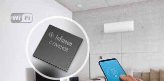 Infineon WiFi 4 with WPA 3