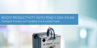 Maxim Lowest-Power Intelligent Actuator