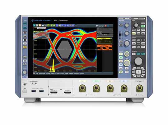 R&S RTP RTP164 oscilloscope