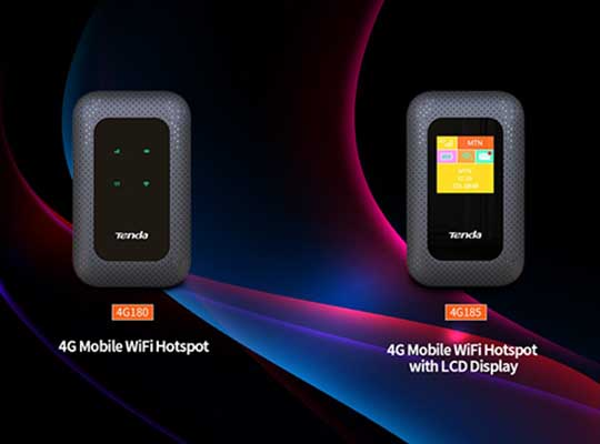 Tenda 4G Wifi Devices