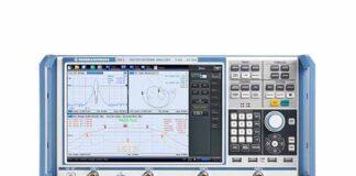 ZNB8 vector network analyzer solution